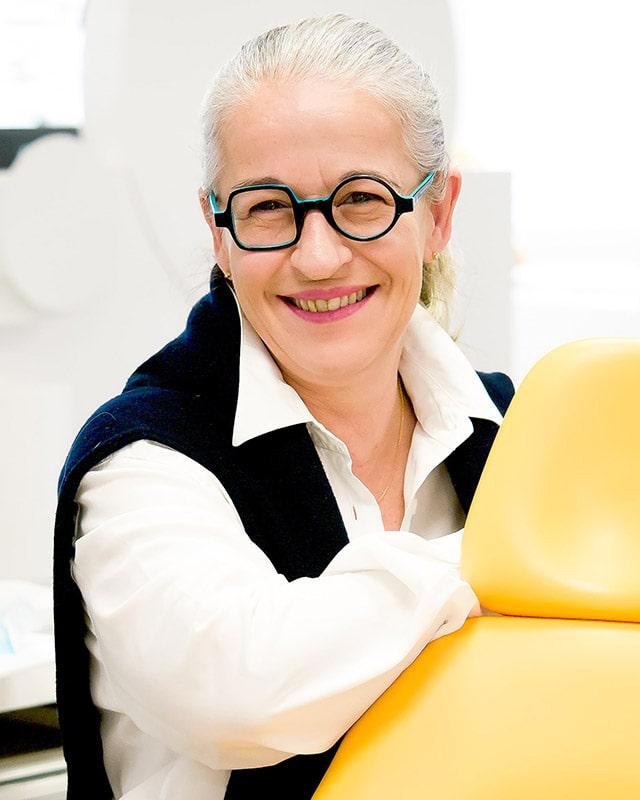Dr Véronique GEISSANT-ZABÉ